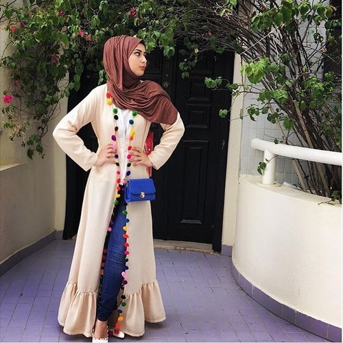 stylish abaya dress