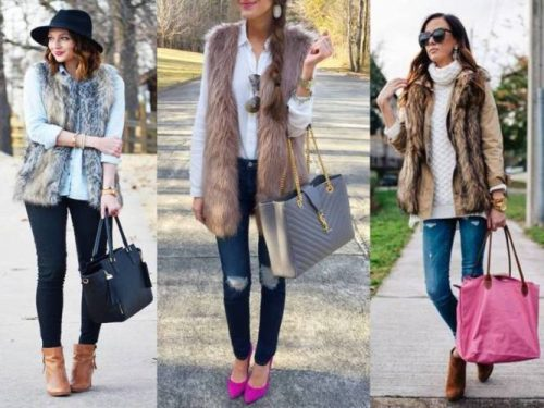 stylish-fur-vests-looks
