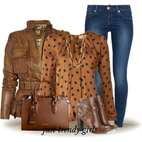 tan-jacket-polka-dots-blouse