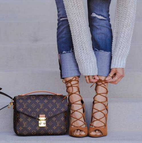 tan-lace-up-sandals-louis-vuitton-shoulder-bag