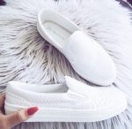 Stylish slip on shoes