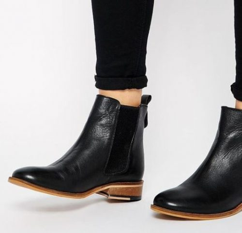 black-sleek-ankle-boots