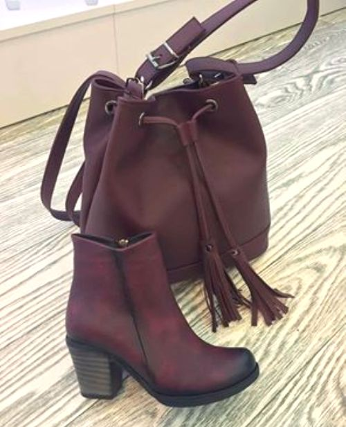 burgundy-ankle-boots