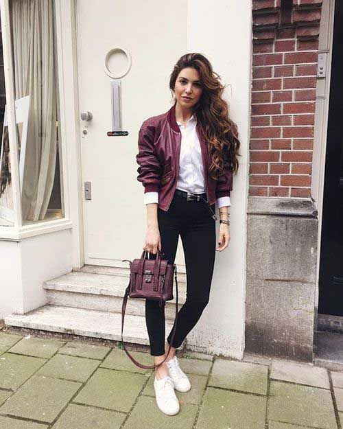 burgundy-bomber-jacket-look