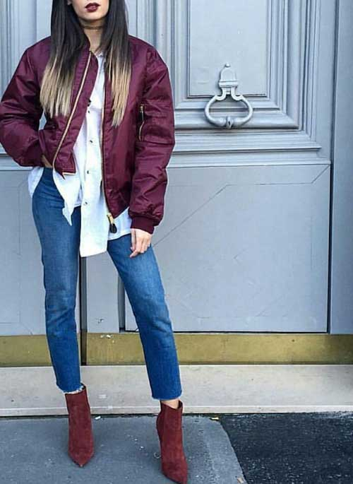 burgundy-bomber-jacket-outfit