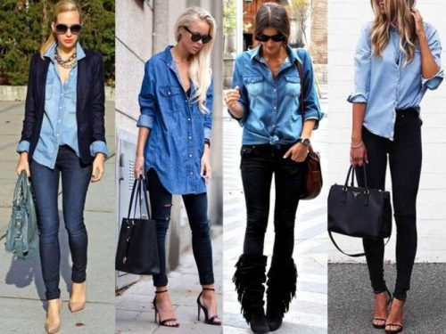 how-to-wear-chambray