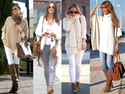 how-to-wear-ponchos