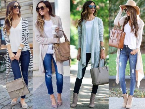 how-to-wear-waterfall-cardigans
