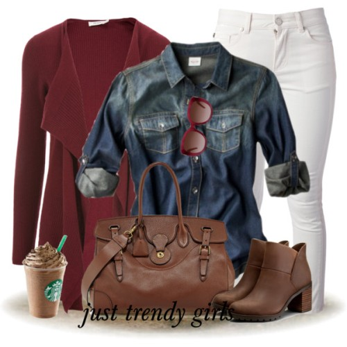 maroon-cardigan-outfit