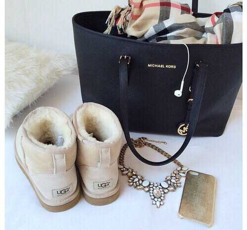 michael-kors-handbag-and-uggs
