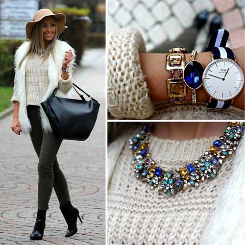 white-fur-vest-with-white-knit-sweater-outfit