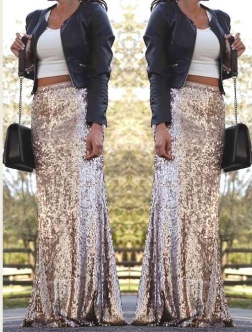 gold-sequin-maxi-skirt