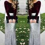 How to rock the sequin skirts