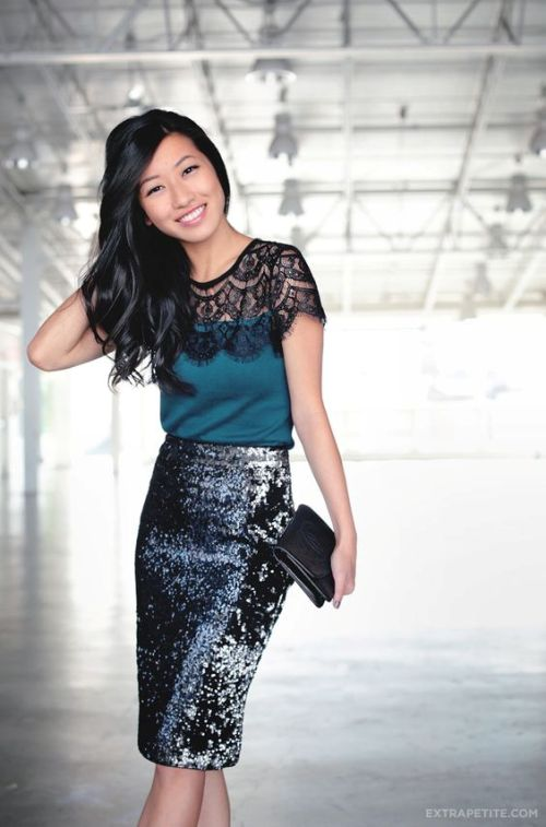 lace-sweater-tee-sequin-skirt-extra-petite