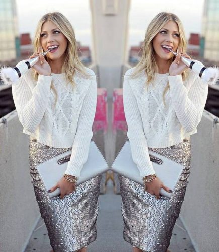 sequin-chic-pencil-skirt
