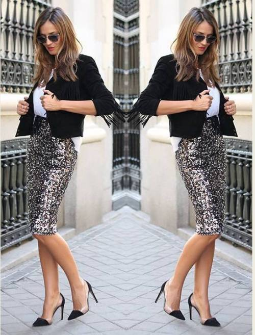 sequin-pencil-skirt