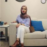 Smart and cute hijab outfits