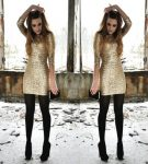 Sequin outfit ideas for holiday