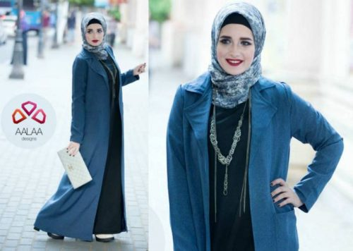 maxi-trench-coat-hijab-outfit