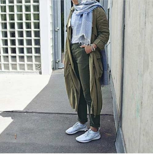 olive-military-hijab-outfit