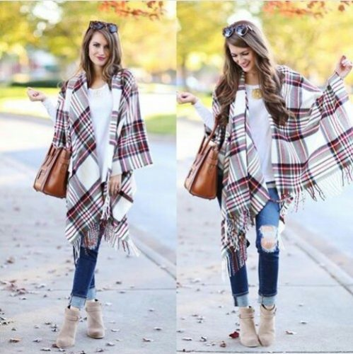plaid-blanket-casual-outfit
