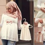 Pregnant style by hijab fashion bloggers