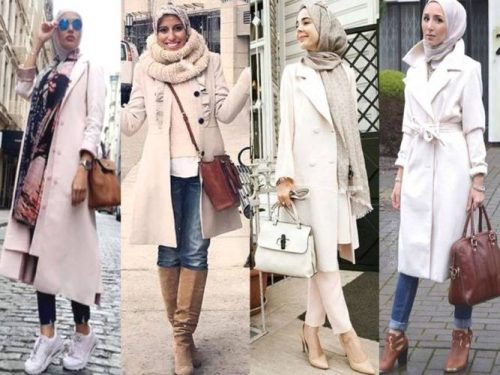 white-trench-coats-with-hijab