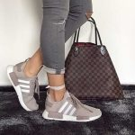 Classy and trendy sporty shoes