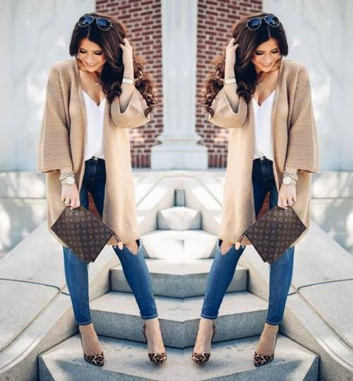 beige-knit-cape-cardigan
