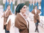 Elegant and modern hijab fashion looks
