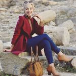 Ways a hijabi can wear denim