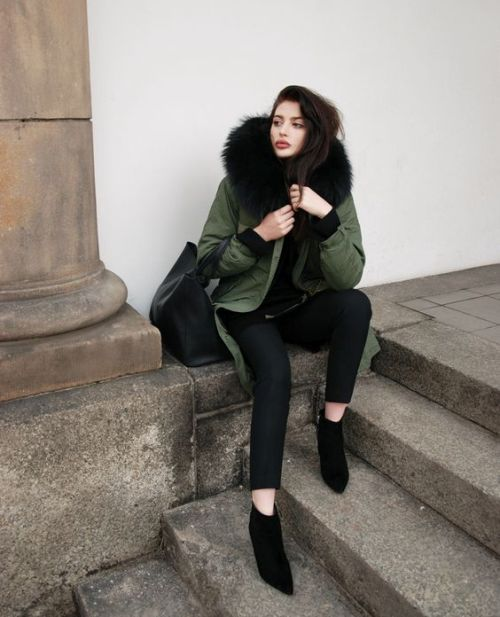 How To Wear A Puffy Jacket This Winter Just Trendy Girls