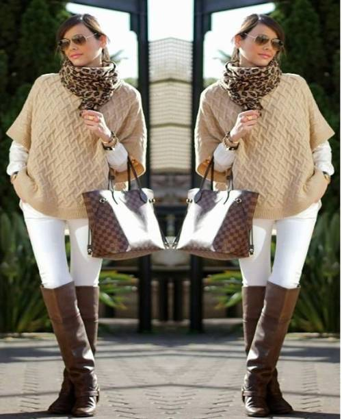 knit-beige-cape-outfit