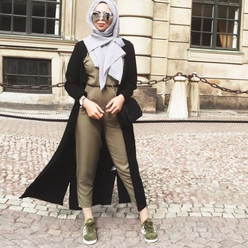 626c8d370242 How to wear jumpsuits with hijab – Just Trendy Girls