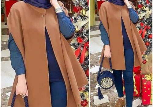 Hijabi clothing for winter 2019