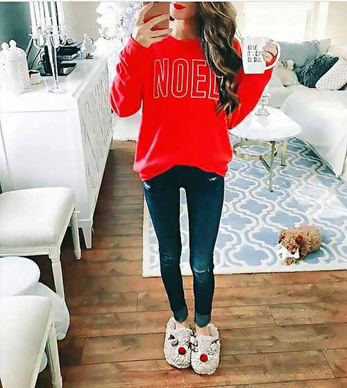 - Cute Christmas Casual Outfits €� Just Trendy Girls