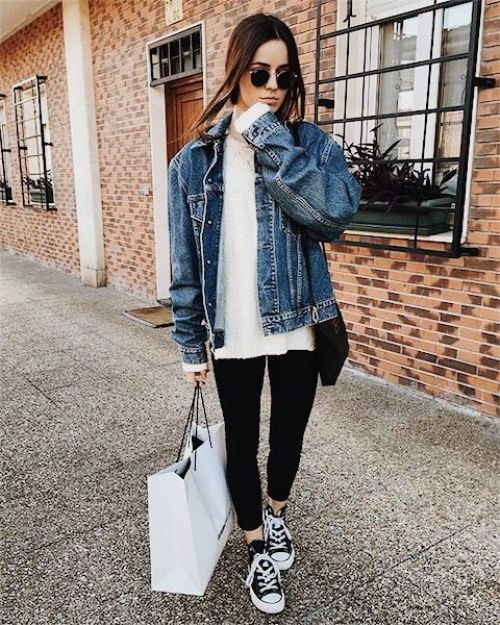 How To Style Your Denim Jacket