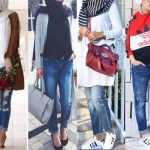 How to wear boyfriend jeans with hijab