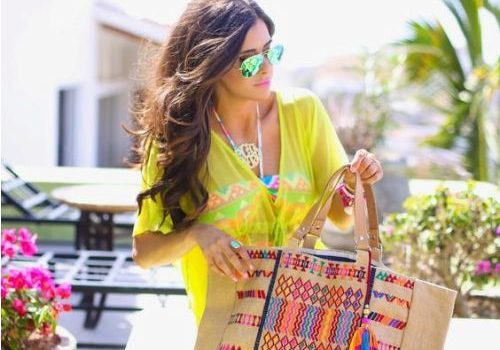 Summer outfit ideas for the beach