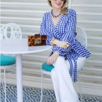 How to wear the gingham print