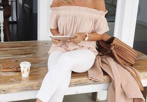 Rocking street style summer outfits