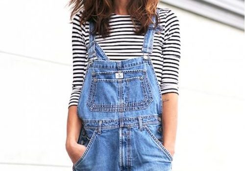Denim jumpsuits styling ideas