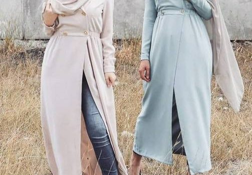 Latest hijab fashion outfits