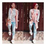 Dyna Mowafy the Egyptian fashion blogger