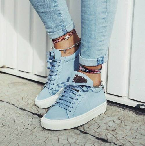 dd0b474fe0aa ... outfit with these funky sneakers would bring comfort feeling to you all  day long, they're the ideal high top sneaker when going for a more casual  style.