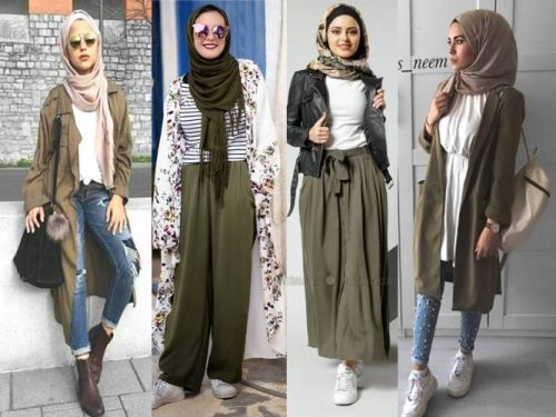 e4bcef1da06f Trendy hijab style for 2018 | | Just Trendy Girls