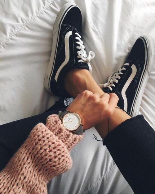 How To Style Vans Sneakers Just Trendy Girls