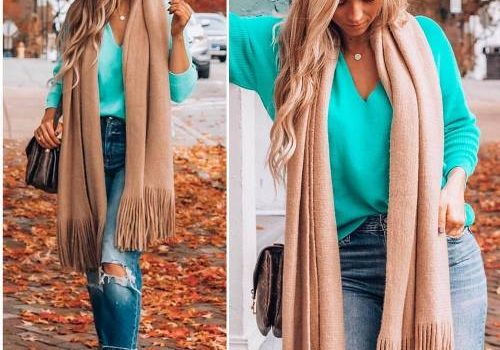Winter outer wear for woman