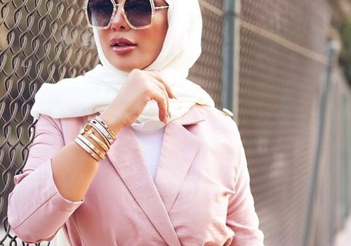 Super cute hijab outfits