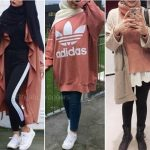 Oversized sweatshirts hijabi styling ideas